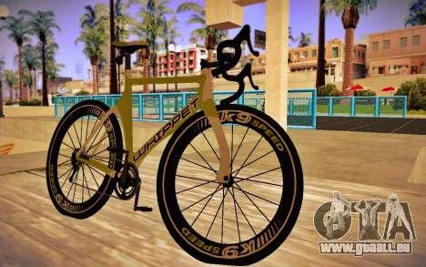 GTA 5 Whippet Race Bike für GTA San Andreas