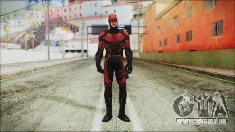 Marvel Future Fight Daredevil pour GTA San Andreas deuxième écran