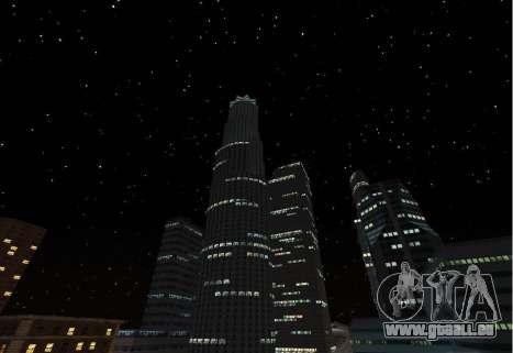 SkyBox and Lensflare pour GTA San Andreas quatrième écran