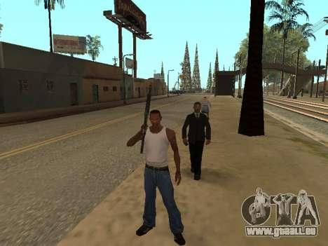 Neue Animationen für GTA San Andreas zweiten Screenshot