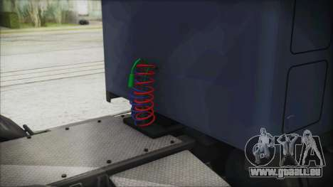 Mack Pinnacle v1.0 für GTA San Andreas Rückansicht