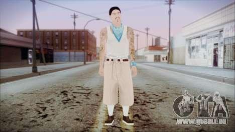 GTA 5 LS Vagos 1 für GTA San Andreas zweiten Screenshot