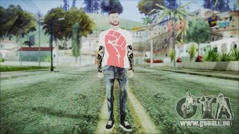 GTA Online Skin 17 für GTA San Andreas zweiten Screenshot