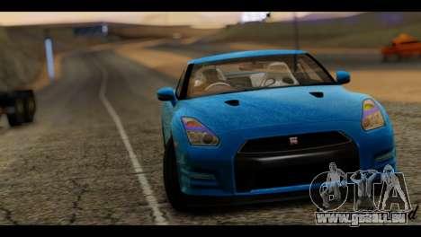 Summer Paradise v0.248 V2 pour GTA San Andreas troisième écran