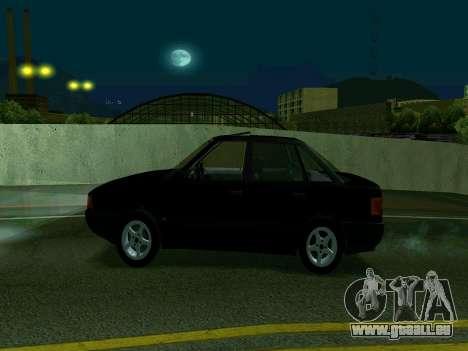 Audi 80 pour GTA San Andreas laissé vue