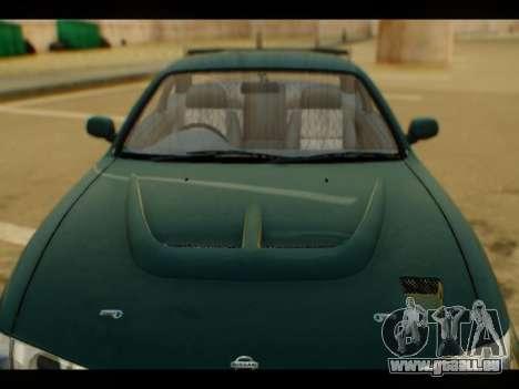 ENB S-G-G-K pour GTA San Andreas quatrième écran