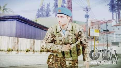 World In Conflict Malashenko pour GTA San Andreas