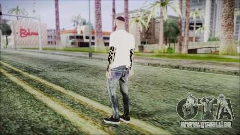 GTA Online Skin 17 für GTA San Andreas dritten Screenshot