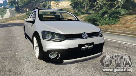 Volkswagen Saveiro G6 Cross für GTA 5