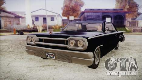 GTA 5 Declasse Clean Voodoo Hydra Version IVF pour GTA San Andreas