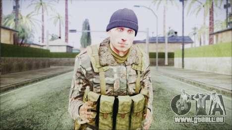 World In Conflict Malashenko Winter pour GTA San Andreas