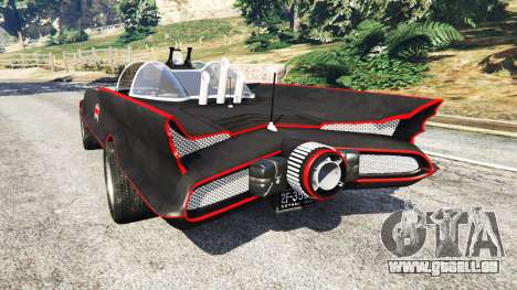 Batmobile 1966 [Beta] pour GTA 5