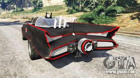 Batmobile 1966 [Beta] pour GTA 5