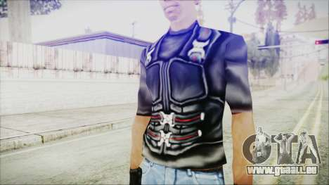 Blade Skin Pack pour GTA San Andreas deuxième écran