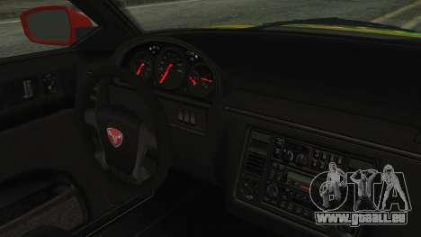 GTA 5 Bravado Buffalo Sprunk pour GTA San Andreas vue de droite