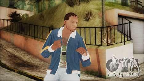 GTA Online Skin 12 pour GTA San Andreas