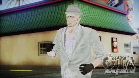 GTA Online Skin 7 pour GTA San Andreas