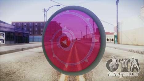 Steven Shield from Steven Universe pour GTA San Andreas