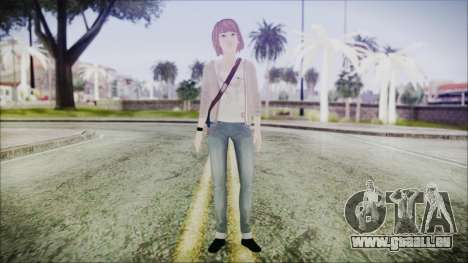 Life is Strange Episode 2 Max für GTA San Andreas zweiten Screenshot