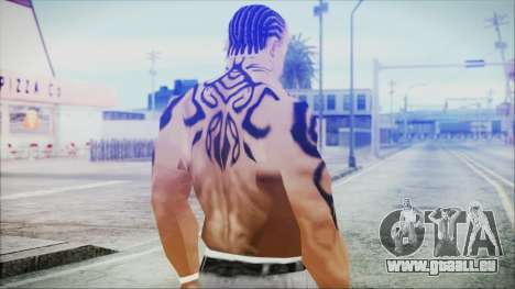Blade Skin Pack pour GTA San Andreas cinquième écran