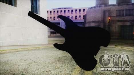 Steinberger GM2S Rhoma Irama für GTA San Andreas dritten Screenshot