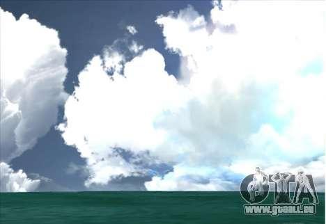 SkyBox and Lensflare pour GTA San Andreas troisième écran