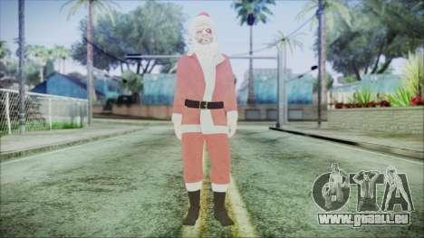 GTA 5 Santa für GTA San Andreas zweiten Screenshot