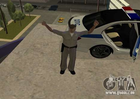 New Animations pour GTA San Andreas