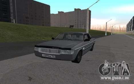 GAZ de 31029 Volga pour GTA San Andreas