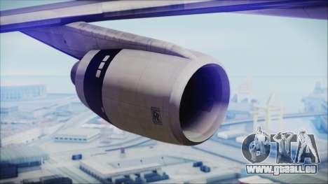 Lockheed L-1011 Tristar American Airlines für GTA San Andreas rechten Ansicht