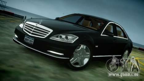 Mercedes-Benz S600 2011 für GTA 4