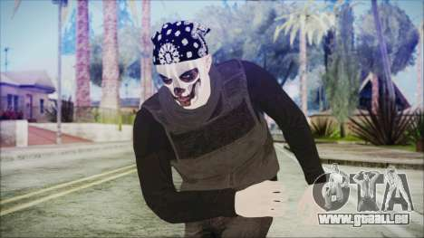 GTA Online Skin 59 für GTA San Andreas