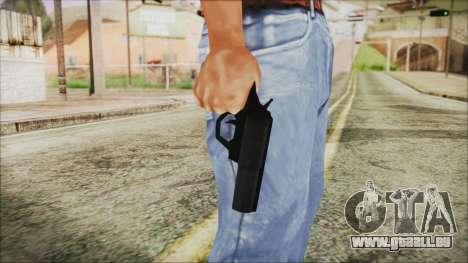 GTA 5 Flare Gun - Misterix 4 Weapons für GTA San Andreas dritten Screenshot