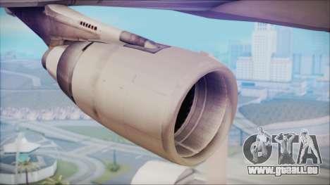 McDonnell-Douglas MD-11 Japan Airlines pour GTA San Andreas vue de droite