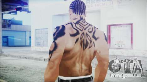 Blade Skin Pack pour GTA San Andreas sixième écran