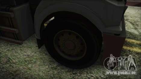 Kenworth T908 v1.0 für GTA San Andreas zurück linke Ansicht