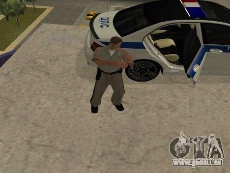 New Animations pour GTA San Andreas troisième écran
