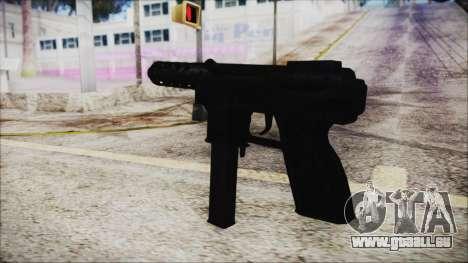 TEC-9 ACU für GTA San Andreas zweiten Screenshot