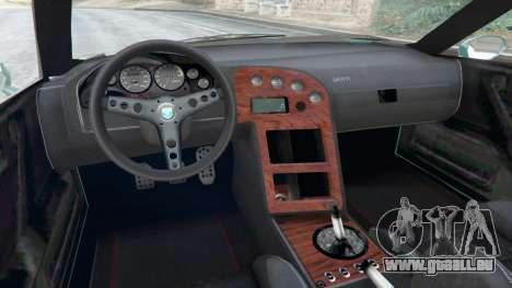 Grotti Cheetah Classic für GTA 5