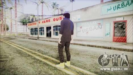 GTA Online Skin 18 pour GTA San Andreas troisième écran