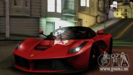 Fran Art ENB .iCEnhancer. pour GTA San Andreas troisième écran