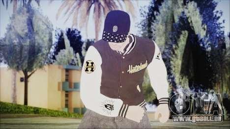 GTA Online Skin (DLC Lowriders) für GTA San Andreas