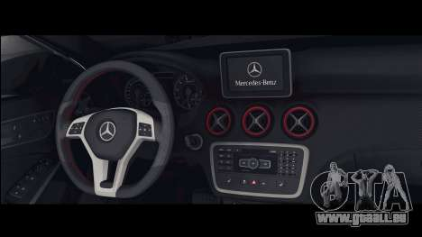 Mercedes-Benz A45 AMG Edition 1 pour GTA San Andreas vue de droite