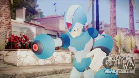 Marvel vs Capcom 3 Megaman pour GTA San Andreas