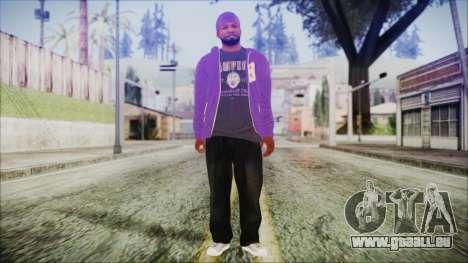 GTA 5 Ballas 2 pour GTA San Andreas deuxième écran