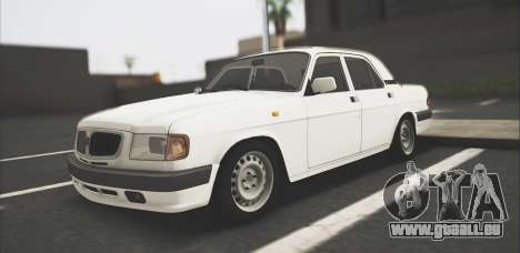 GAZ 3110 Stoke pour GTA San Andreas