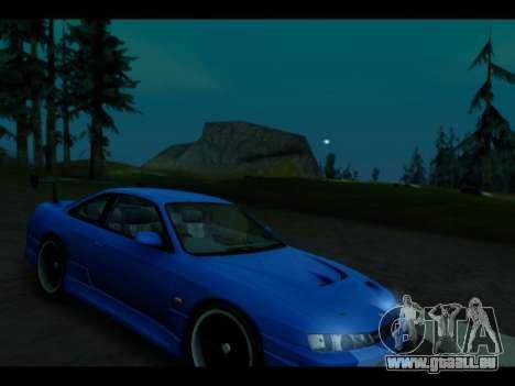 ENB S-G-G-K pour GTA San Andreas deuxième écran