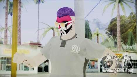 GTA Online Skin 1 pour GTA San Andreas