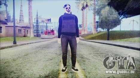 GTA Online Skin 59 für GTA San Andreas zweiten Screenshot
