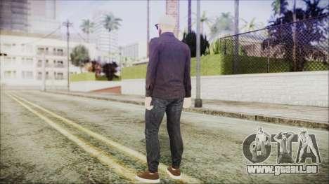 GTA Online Skin 40 pour GTA San Andreas troisième écran